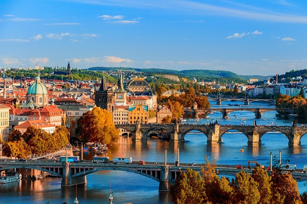 Praga a settembre